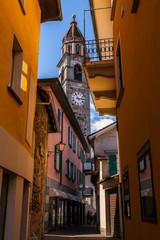 Ascona, Lago Maggiore, Canton Ticino, Svizzera