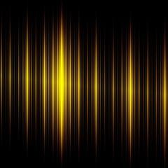 Elegant Black Yellow Lines Background. Beautiful Design.
