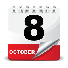 8 OCTOBER ICON