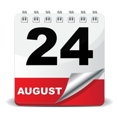 24 AUGUST ICON
