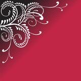 Red Wine Flamboyant Ornament