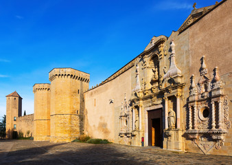 The Royal Abbey of Santa Maria de Poblet
