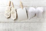 Decorations for newborn girl - 81418586