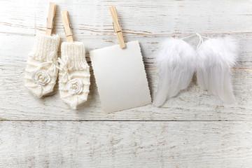 Decorations for newborn girl