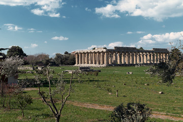 Area Archeologica Paestum - Templi