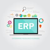 erp enterprise resource planning - 81421344