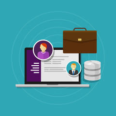 hr employee database software