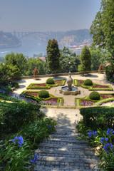 Idyllic Crystal Palace Gardens, Porto
