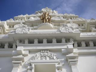 マリブのヒンズー寺院