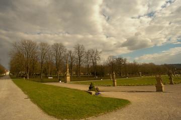 Parkanlage Schloss Weikersheim