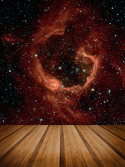 Space galaxy nature background. Elements of this image furnished