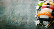 sushi with chopsticks - 81425597