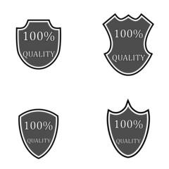shield quality black