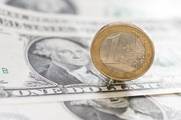 European and US American money