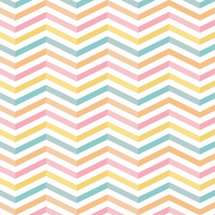 Chevron Pattern bunt