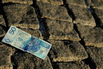 znalezione 50 złotych