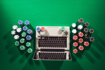 Poker and casino online gaming