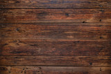 Old red wood background, rustic wooden surface with copy space