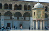 Ummayad Mosque in Damascus, Syria
