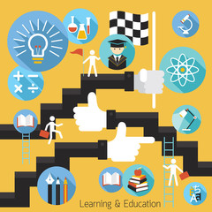 Student Success Learning Education Concept