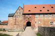 Burg Breuberg im Odenwald - Eingang zur Vorburg