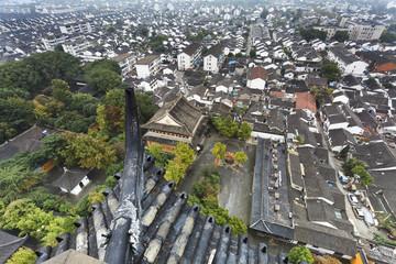 China SUzhou Aerial roofs