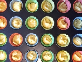 Muffins backen für Geburtstag