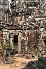 Particolare tempio di Angkor
