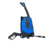 Blue pressure portable washer gun down on - 81436340
