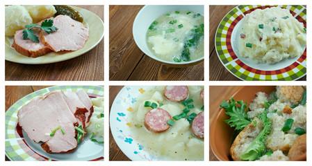 german traditional  cuisine