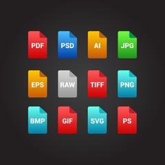 Design File Icons