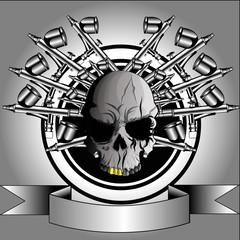 logo for airbrushing