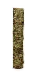 Wooden obsolete log.