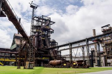 Ostrava Vitkovice industrial area