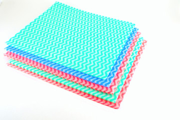 Color napkins