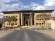 Leinwandbild Motiv Namibia Windhoek National Council