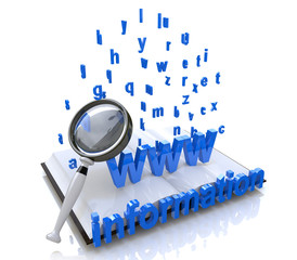 Search online information