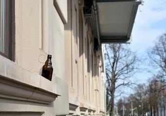 Bierflasche in Braunschweig