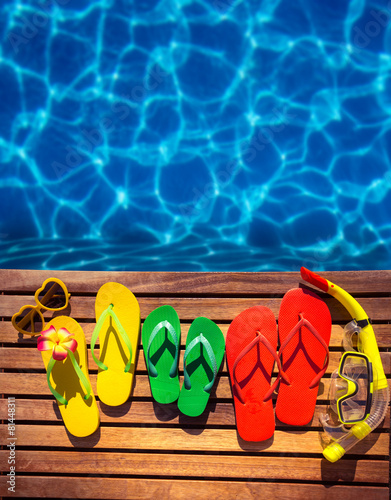 Summer vacation concept - 81448311