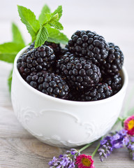 Blackberry - Brombeeren