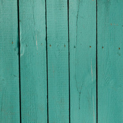 turquoise wood background