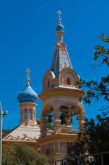 Eglise orthodoxe.
