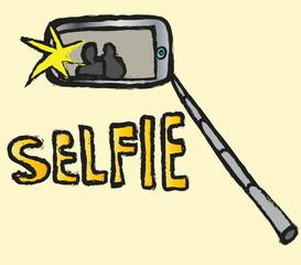 Doodle Selfie