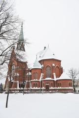 Kotka Cathedral.