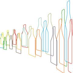 Bottles color
