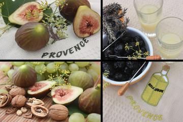 Provence - Buffet