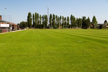 Soccer facility