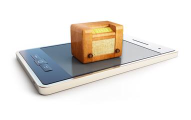 radio on mobile phones