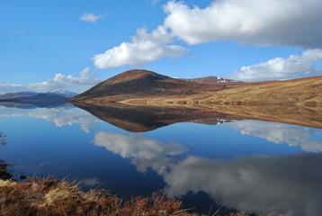 Loch Glascarnoch Schottland