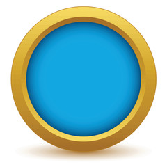 Gold empty icon